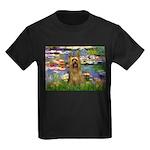 Lilies / Silky T Kids Dark T-Shirt