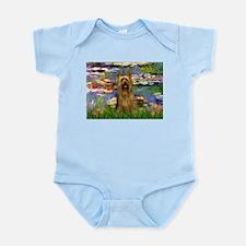 Lilies / Silky T Infant Bodysuit