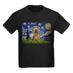 Starry Night / Silky T Kids Dark T-Shirt