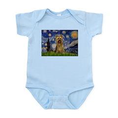 Starry Night / Silky T Infant Bodysuit