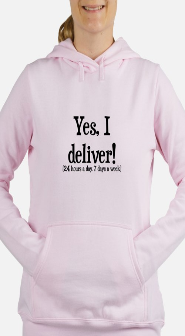 Cute Ob Women's Hooded Sweatshirt