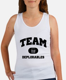 Team Deplorables Tank Top