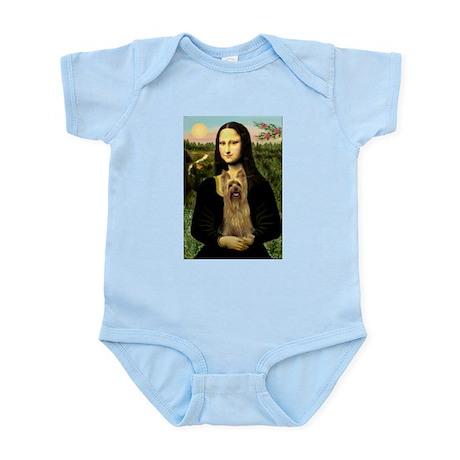 Mona Lisa / Silky T Infant Bodysuit