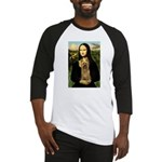 Mona Lisa / Silky T Baseball Jersey