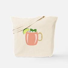 Moscow Mule Drink Tote Bag