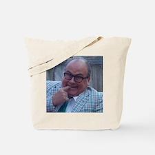 Speaker Tote Bag