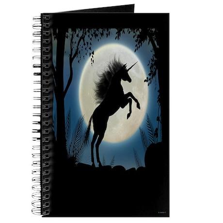 Moonlit Unicorn Journal