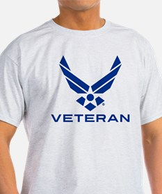 U.S. Air Force Logo Veteran T-Shirt