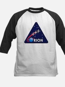 NASA Orion Program Icon Baseball Jersey