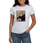 Whistler's / 3 Shelties Women's T-Shirt