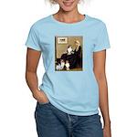 Whistler's / 3 Shelties Women's Light T-Shirt