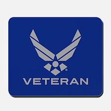 U.S. Air Force Logo Veteran Mousepad