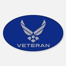 U.S. Air Force Logo Veteran Decal