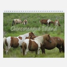 Chincoteague Island Calendar Wall Calendar