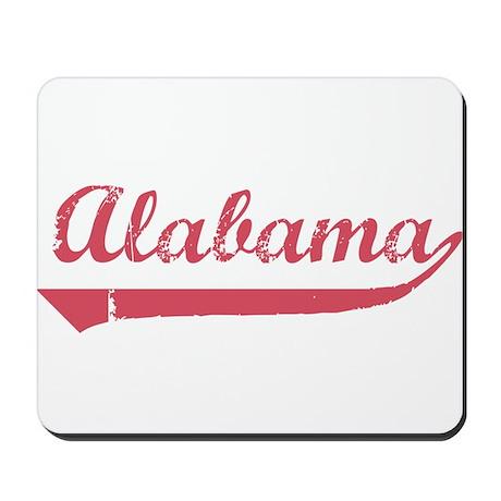 Alabama Mousepad