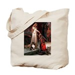 Accolade / Sheltie tri Tote Bag