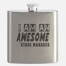 I Am Stage Manager Flask