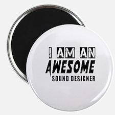 I Am Sound designer Magnet
