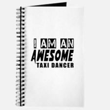 I Am Taxi dancer Journal