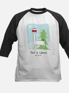 Larry Not a Llama Christmas Tee
