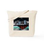 Sacred City Tote Bag