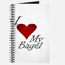 I Love My Bagel Journal