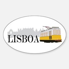 Lisboa Decal