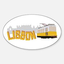 Lisbon Decal
