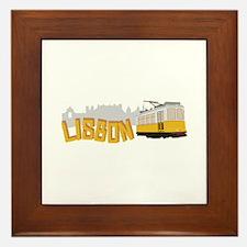 Lisbon Framed Tile