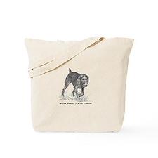 German Wire Hair Pointer slogan Tote Bag
