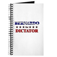 BERNARDO for dictator Journal
