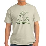 Plant A Tree Light T-Shirt