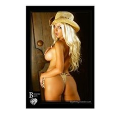 Brooke Banx Postcards (Package of 8)