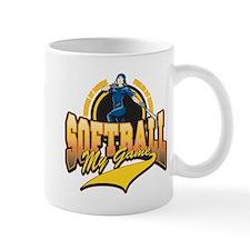 Softball My Game(Womens) Mug