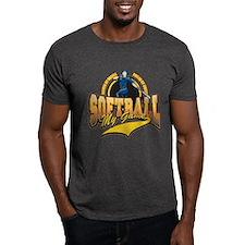 Softball My Game(Womens) T-Shirt
