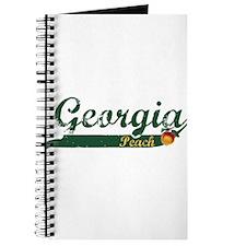 Georgia Peach Journal