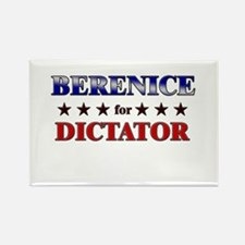 BERENICE for dictator Rectangle Magnet