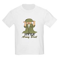 Army BRAT Little Soldier T-Shirt