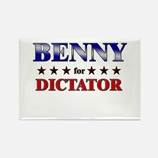 BENNY for dictator Rectangle Magnet