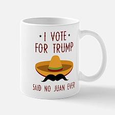 Trump Juan Mug