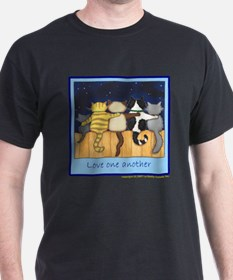 Love One Another - Cats / Kit T-Shirt