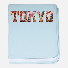 Unique Toni baby blanket
