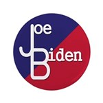 JB: Joe Biden Big 3.5 Inch Button