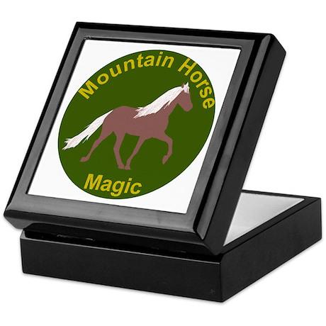 Mnt Horse Magic Keepsake Box