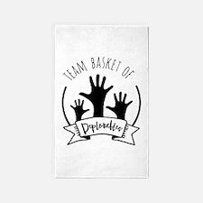 Team Deplorable - Basket of Deplorables Area Rug