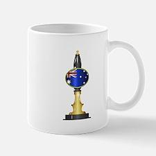 Australian Flag Beer Pump Mugs
