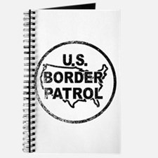 United States Border Control Stamp Journal