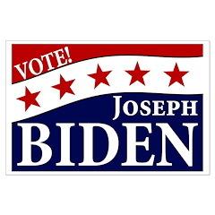 Vote Joseph Biden Posters