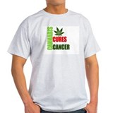Weed and marijuana Mens Light T-shirts