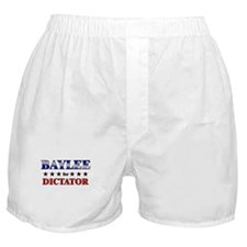 BAYLEE for dictator Boxer Shorts